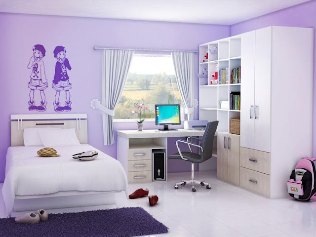 Great Teen Bedrooms Decorating with Various Theme Great Teen Bedrooms Decorating with Various Theme Teenage Room Decor and Paint