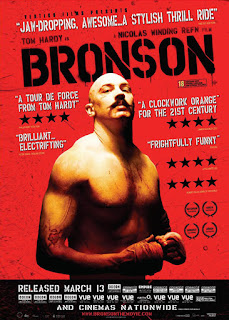 """Bronson"" (2008), reż. Nicolas Winding Refn. Recenzja filmu."