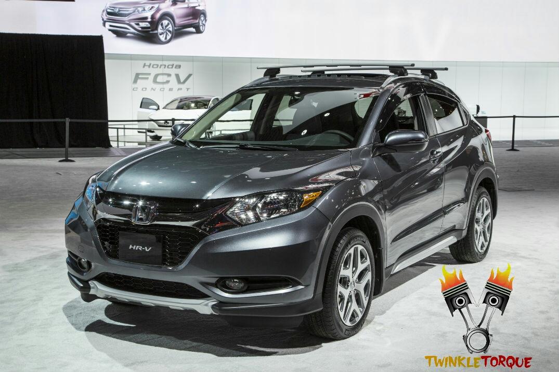 Honda CV-R (2016) twinkle torque