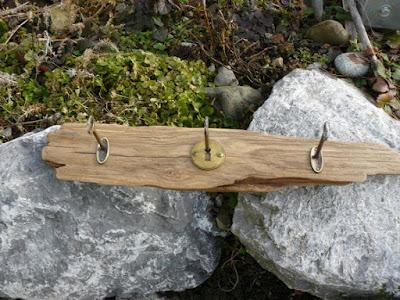Schlüsselboard Holz