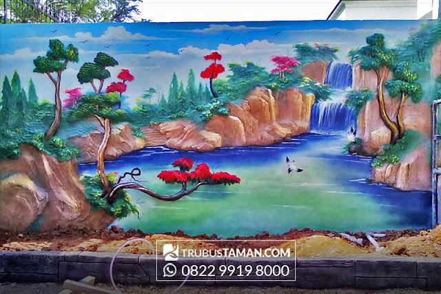 Tukang Taman Jakarta - taman relief jakarta