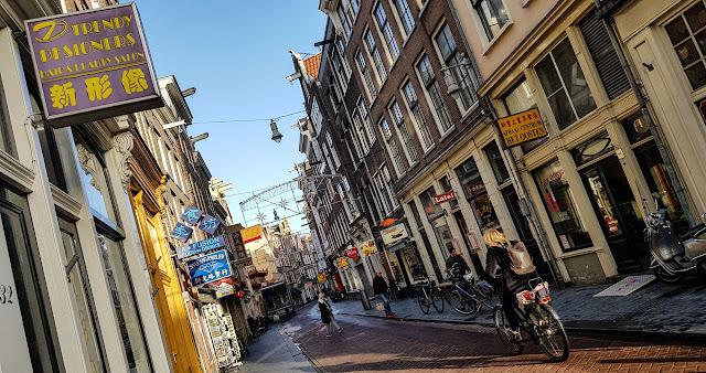 Amsterdam barrio chino
