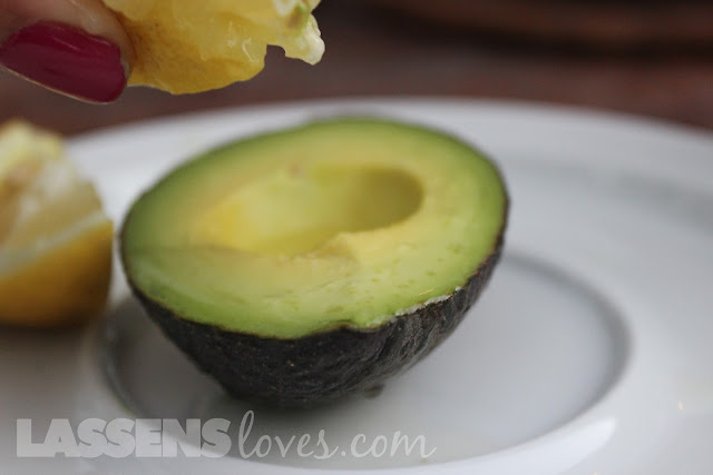 avocado+snack