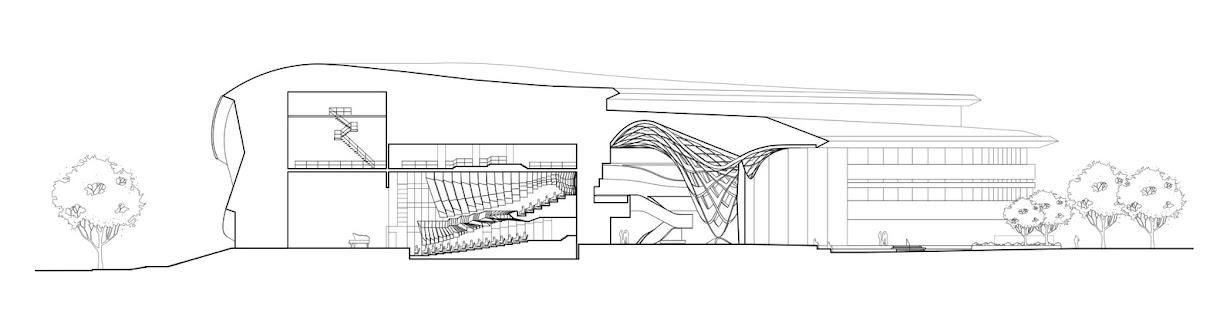 disen%25CC%2583oparametrico2 - Diseño paramétrico con madera, nueva era del diseño digital