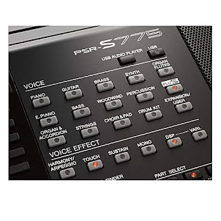 Yamaha PSR S775 review and price