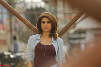 Shraddha Das in a Lovely Brown Top and Denim jeans ~ Exclusive Unseen Beauty HD Pics 014.JPG