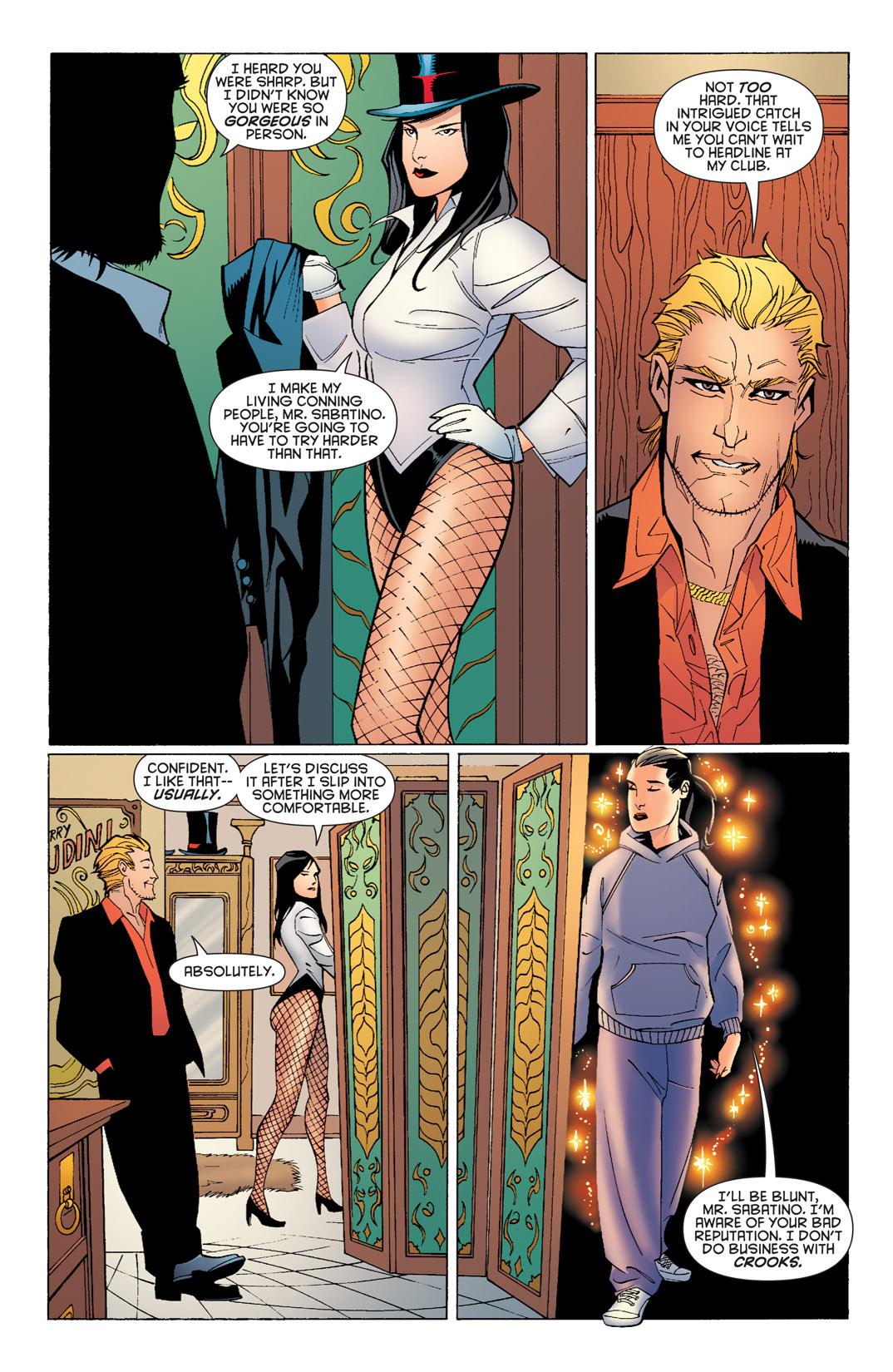 Detective Comics (1937) 843 Page 6