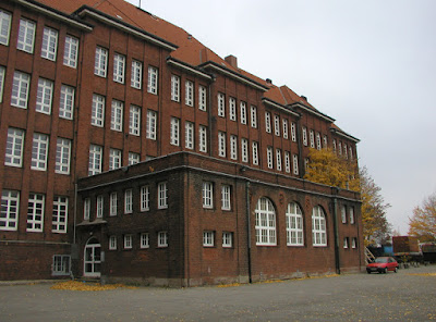 The school on Bullenhuser Damm