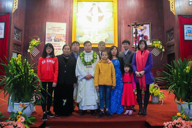 Lễ truyền chức Phó tế và Linh mục tại Giáo phận Lạng Sơn Cao Bằng 27.12.2017 - Ảnh minh hoạ 232