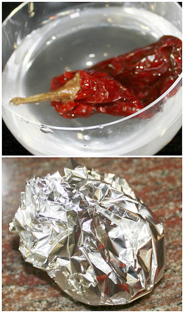 Salvitxada o salsa romesco (para calçots)