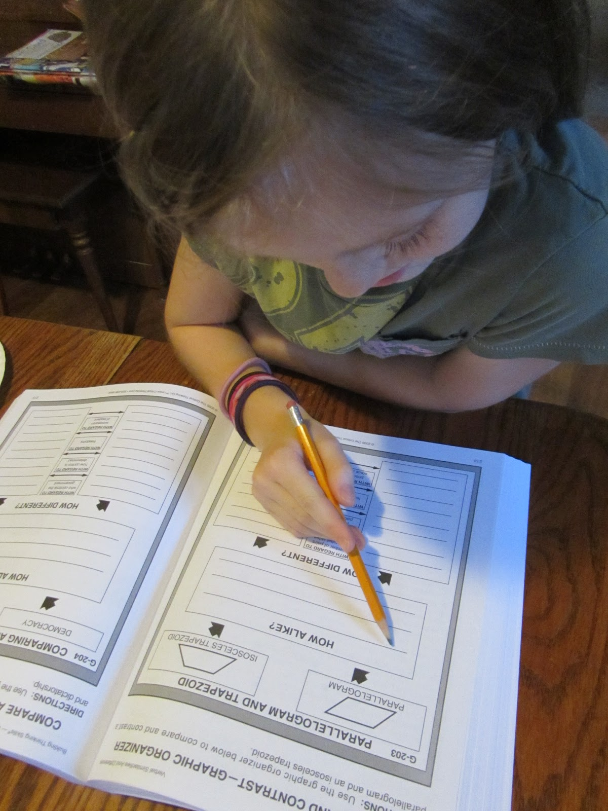 The Unlikely Homeschool: Math Mastery vs  Spiral Review