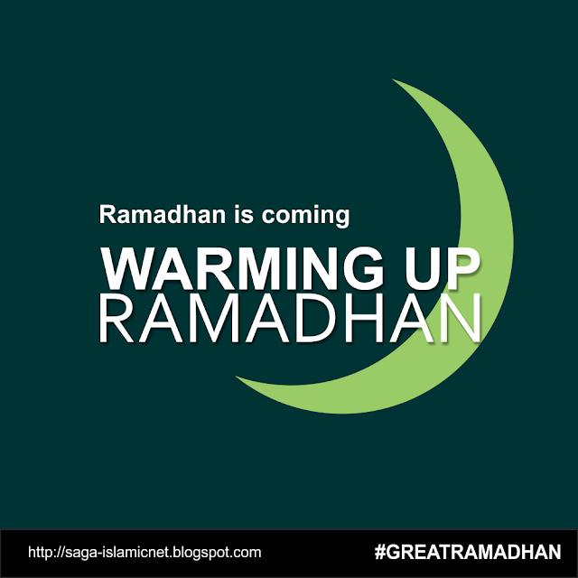 Warming Up Sebelum Ramadhan
