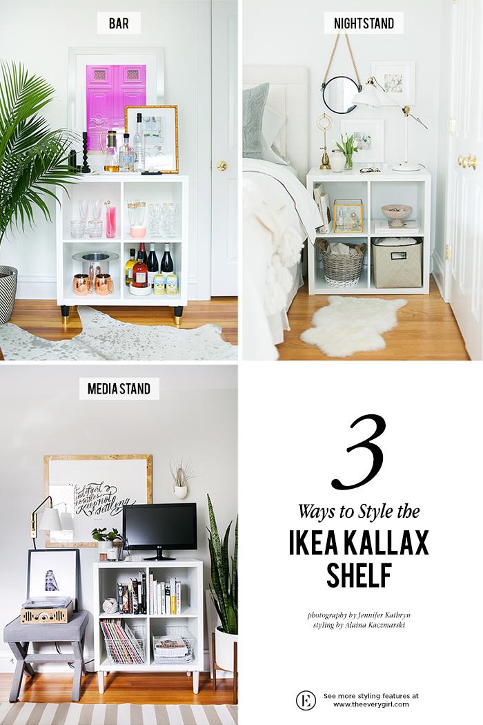 2 Style Ikea Kallax