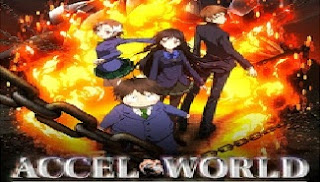 Accel World Episódio 09