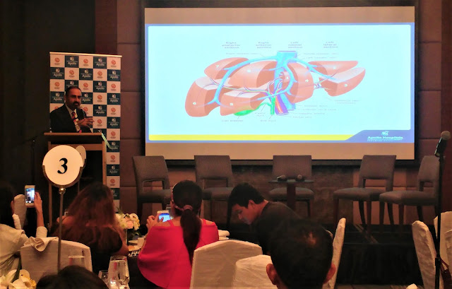 Indraprastha Apollo Hospitals, reaches out to Filipino children suffering from liver diseases