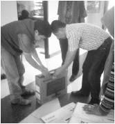 Koorkot Depok Bagikan Bantuan Unit Komputer Ke BKM