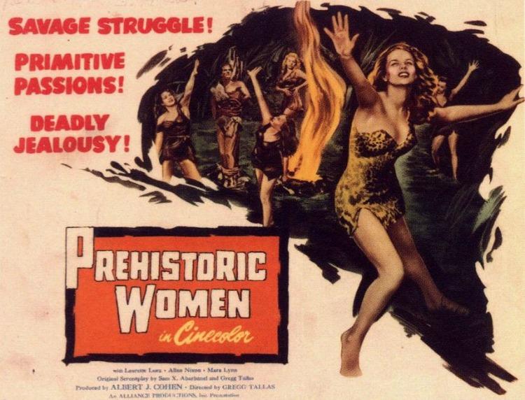 A Vintage Nerd, Classic Film Blog, Classic Film Recommendations, Prehistoric Women
