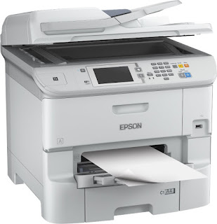 DWF is total capabilities expand inwards the correct environs Epson WorkForce Pro WF-6590DWF Driver Download