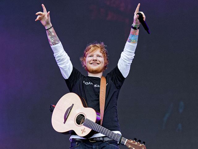 Ed Sheeran Best Part Of Me