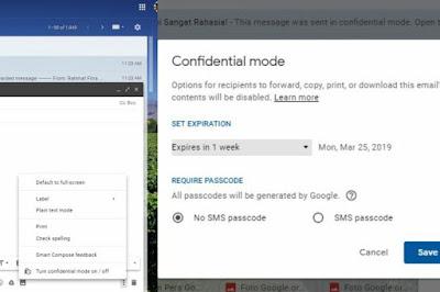 Cara Mengirim Pesan Rahasia dengan Gmail
