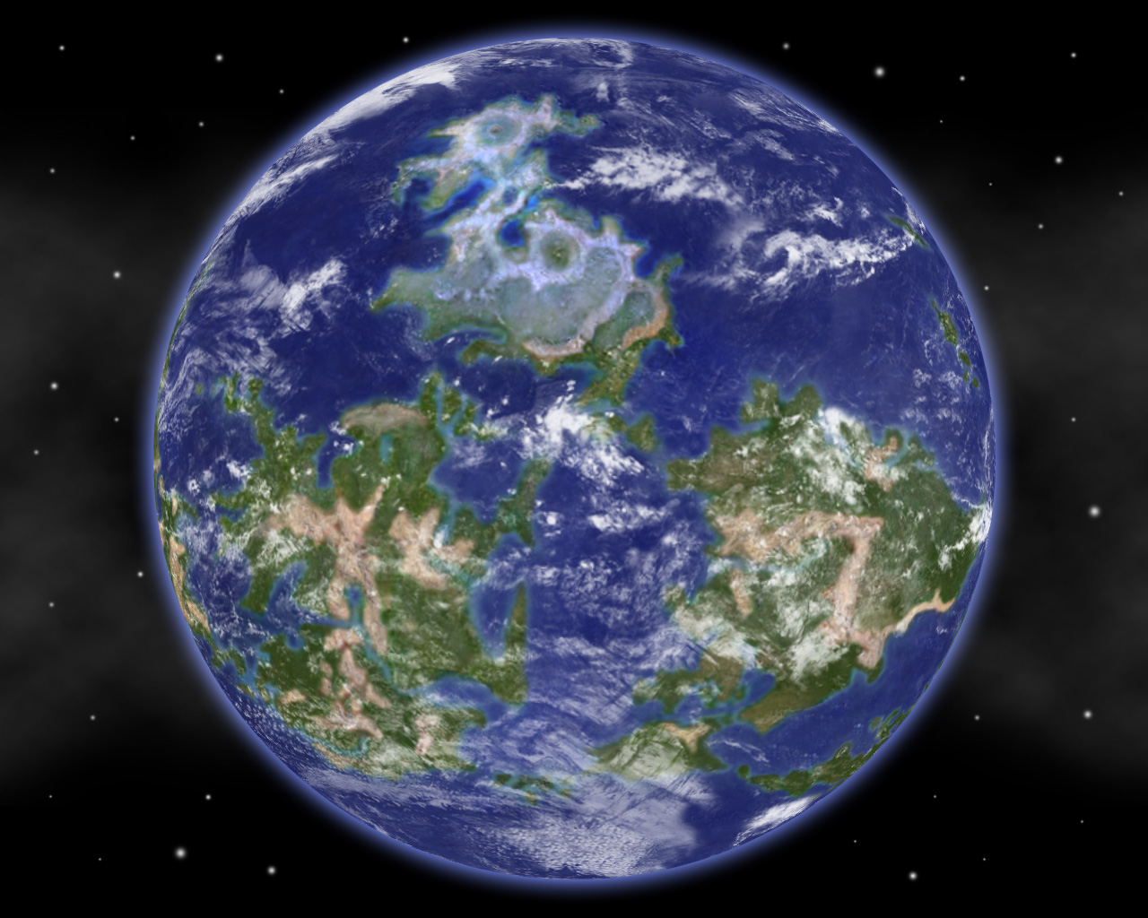sephirosuy - Life is RPG: Final Fantasy VII world map ...
