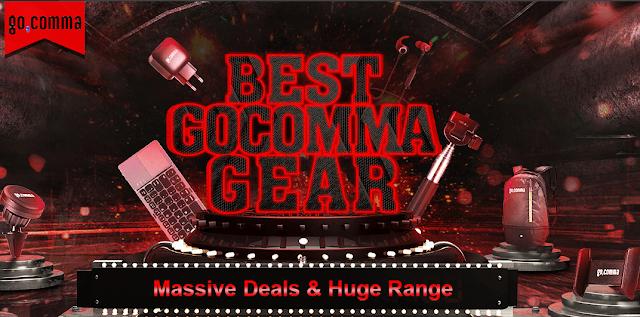 GoComma Promotion
