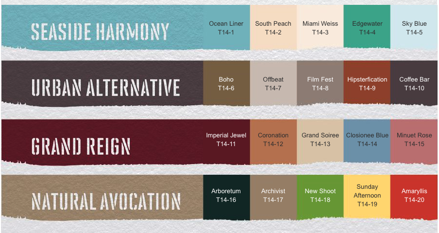 http://www.behr.com/consumer/inspiration/2014-color-trends