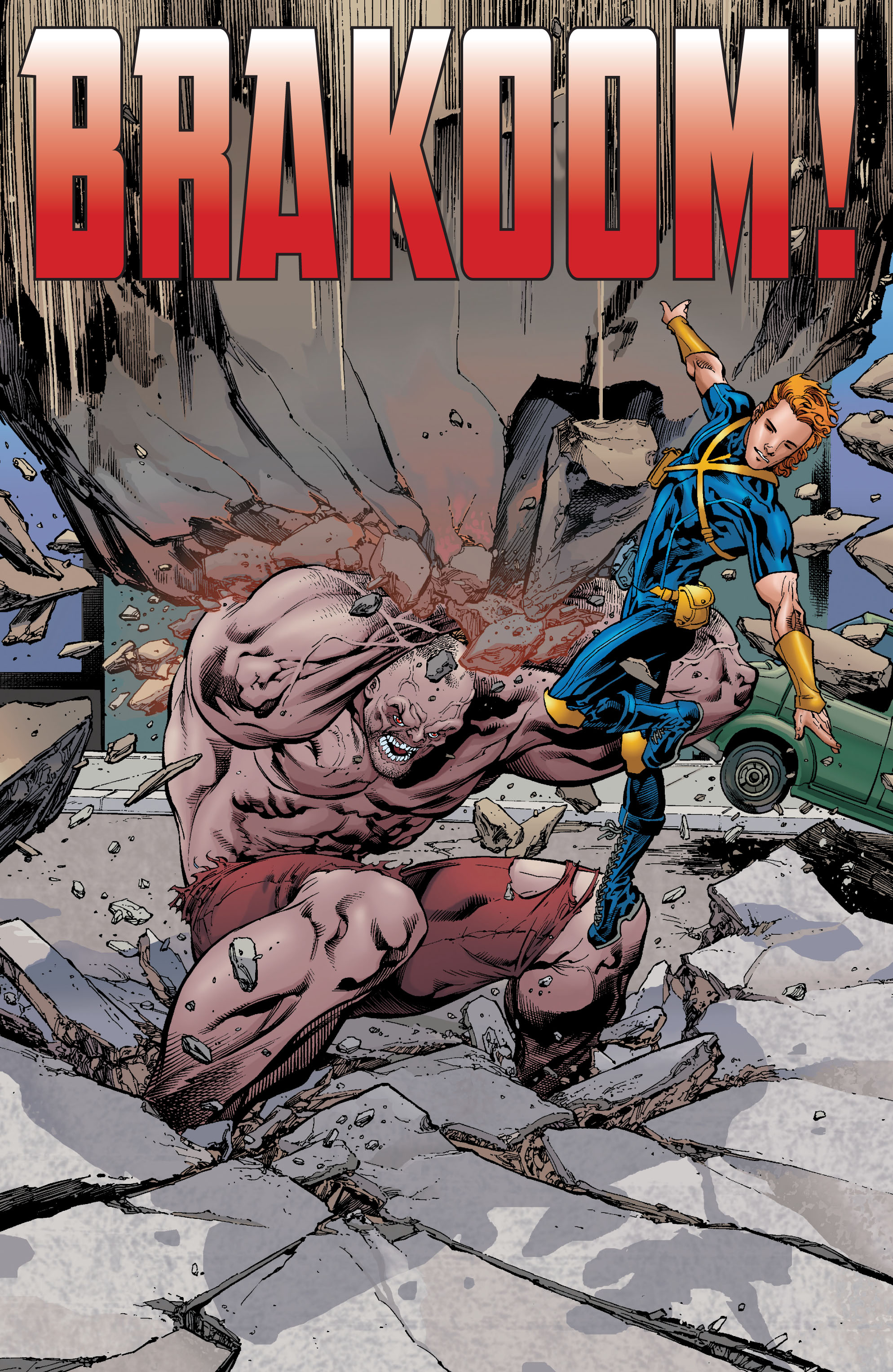 Read online Ultimate X-Men comic -  Issue #72 - 16