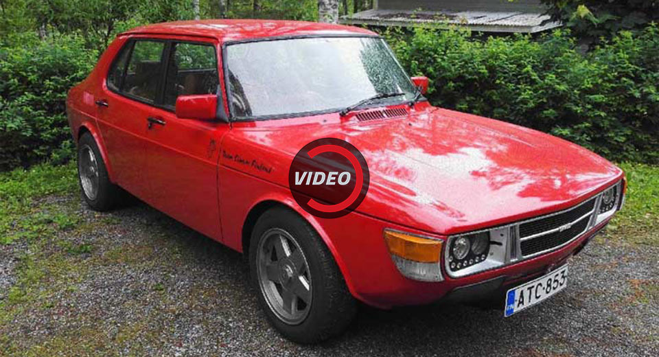 All-Electric Saab 99 Is A Sign Of The Future