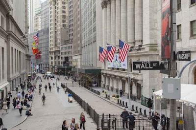 Crollo di Wall Street per la Guerra dei Dazi USA vs. CINA