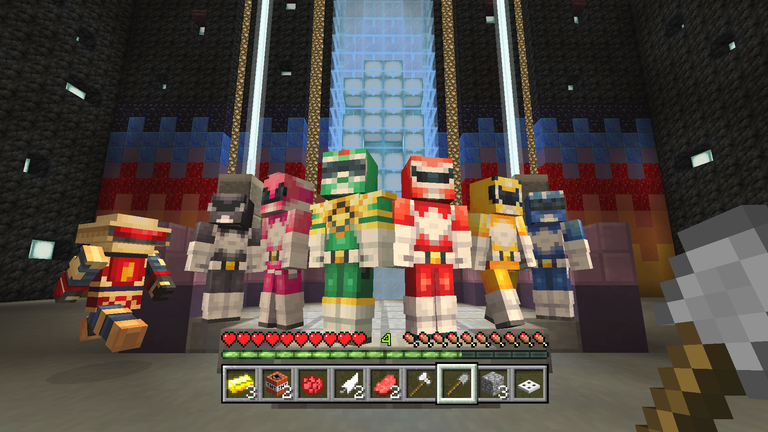 How To Build A Megazord In Minecraft