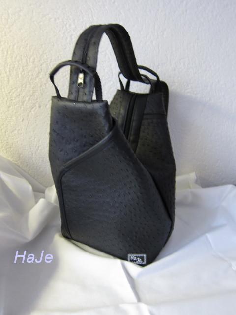c1e9a27008cbd Jetzt habe ich noch eine Beutel-Rucksack-Tasche fertig genäht. Zum  Fotografieren eignet sich diese Tasche schlecht. Vielleicht weil sie so  vielseitig ist.