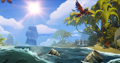 Sea of Thieves es el nuevo juego de RARE
