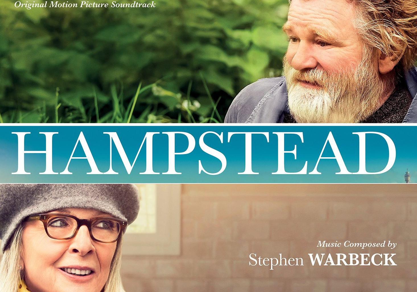 """Daftar Kumpulan Lagu Soundtrack Film Hampstead (2017)"""