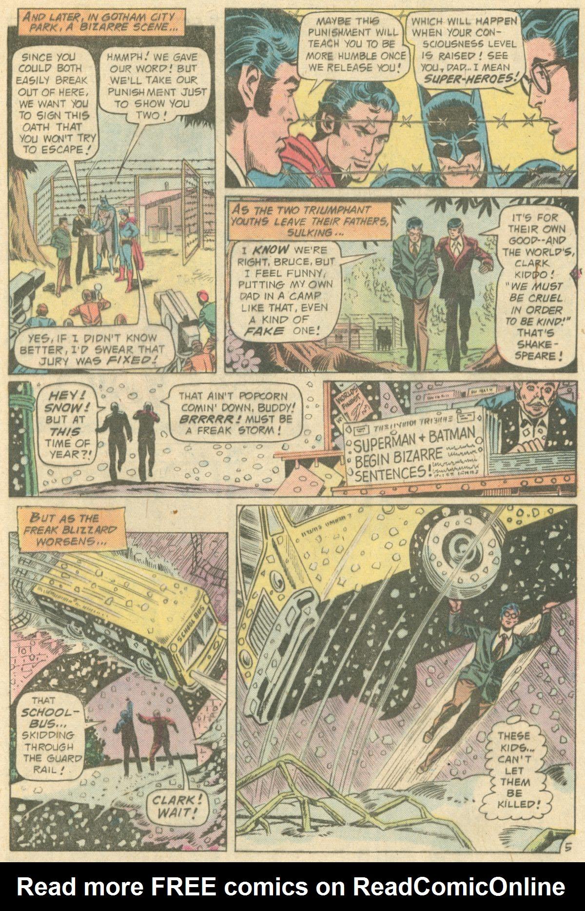 Read online World's Finest Comics comic -  Issue #231 - 9