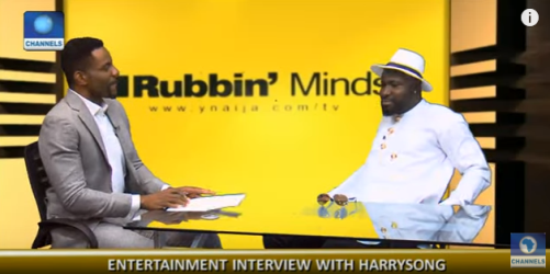 """gg - """"I Am Not Married And I Don't Have A Girlfriend Right Now""""- Harrysong Reveals"""