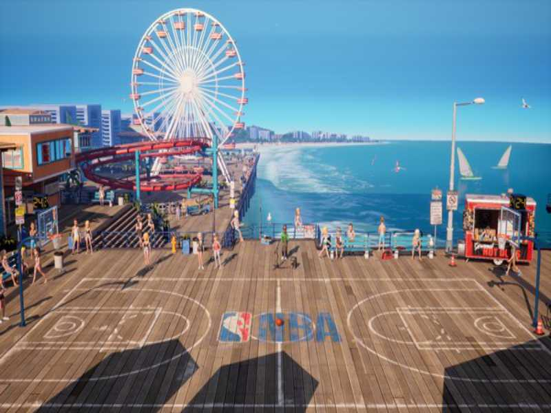 NBA 2K Playgrounds 2 PC Game Free Download