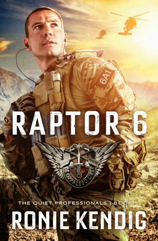 Review - Raptor 6 by Ronie Kendig