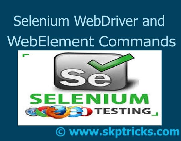 How To Get Value From Webelement In Selenium