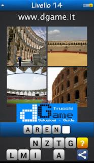 PACCHETTO 5 Soluzioni Trova la Parola - Foto Quiz con Immagini e Parole soluzione livello 14