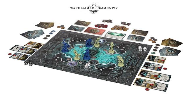 Warhammer Underworlds Dreadfane