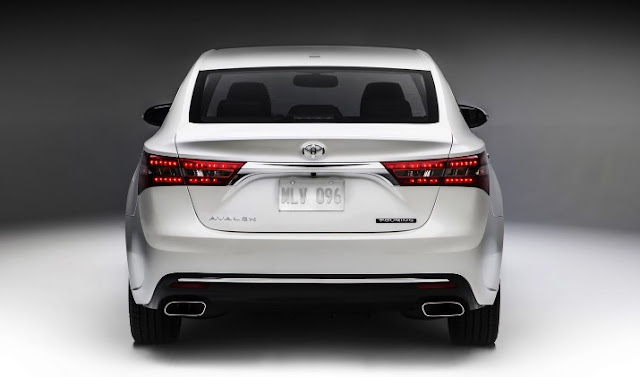2018 Toyota Avalon Redesign And Release Date