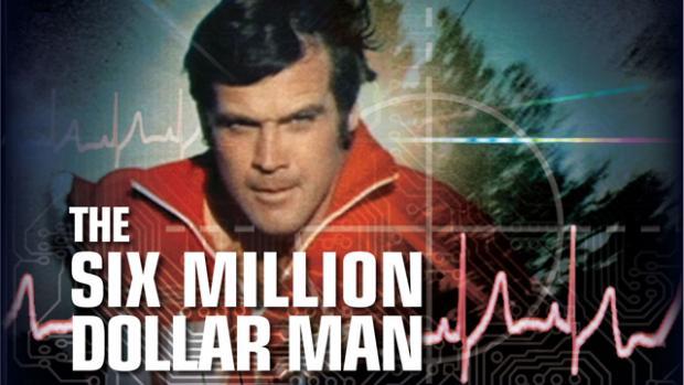 Strange Tales: The Six Million Dollar Man, at 45