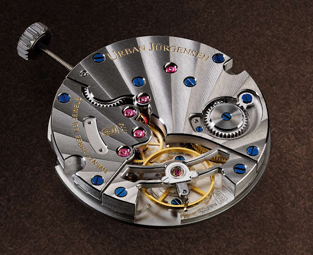 Urban Jurgensen P4 Movement