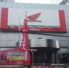 Lowongan Kerja Sales Marketing Honda Jakarta