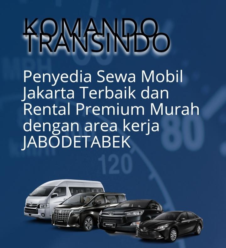 Sewa Mobil Jakarta yang Murah dan Terpercaya