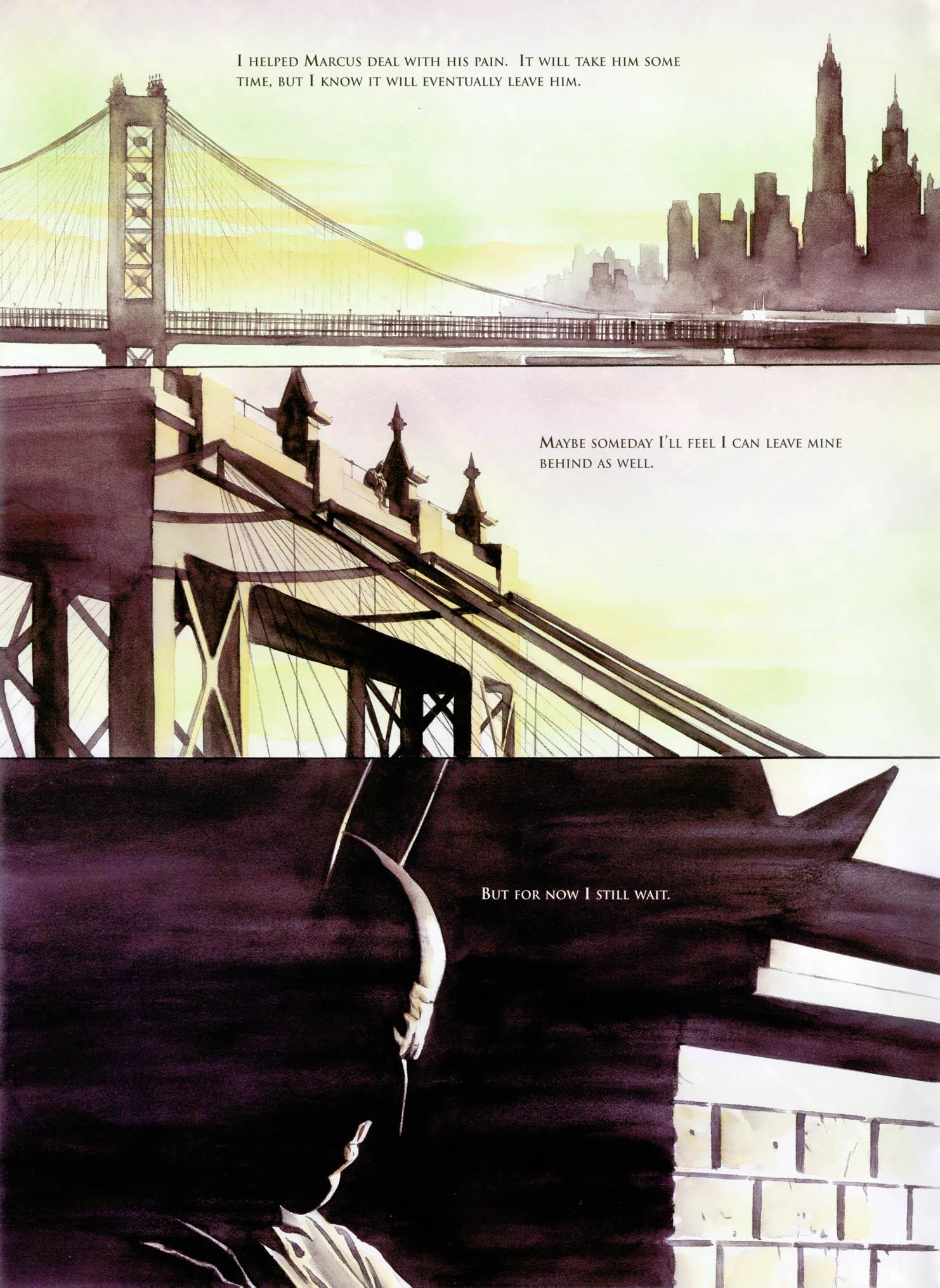 Psychology of Bruce Wayne RCO093