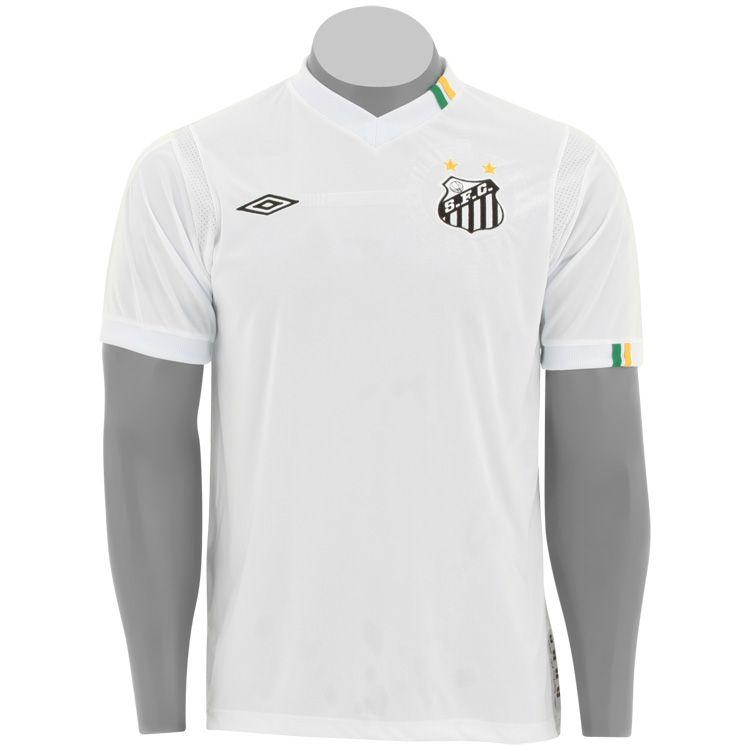 53a988f208af2 Santos apresenta as novas camisas para a Libertadores - Show de Camisas