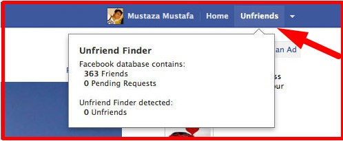 how to tell if you have been unfriended on facebook