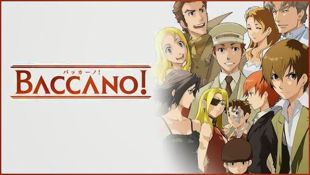 Download Baccano! BD Subtitle Indonesia